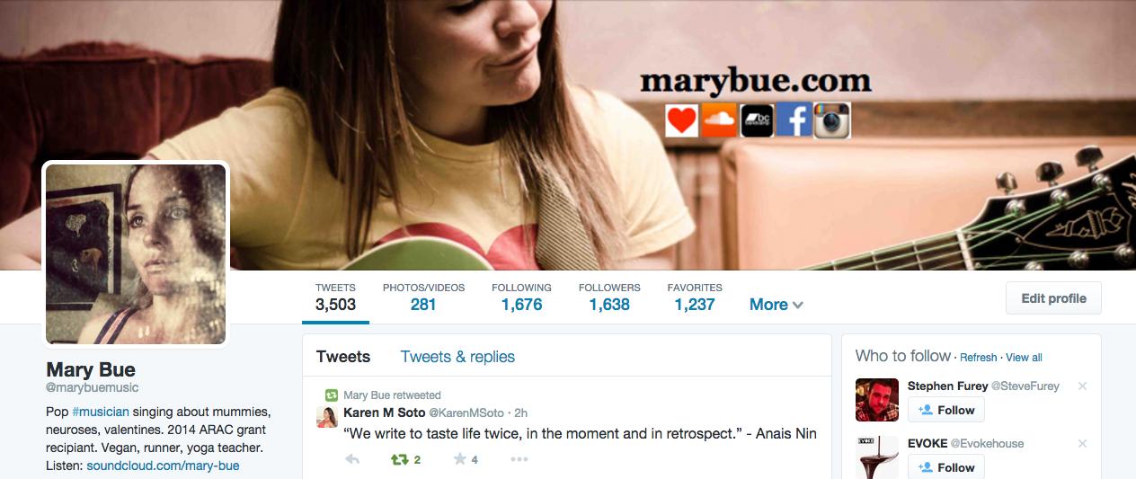 New blog: Update from week 1 of Madalyn Sklar's #TwitterSmarter Course