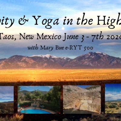 All Levels Yoga Sat. June 8 9am